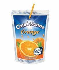 Capri-sonne orange drink 200ml